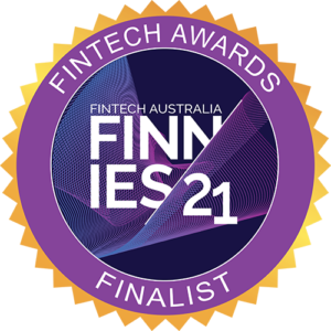 Fintech Award Finalist Badge 2021