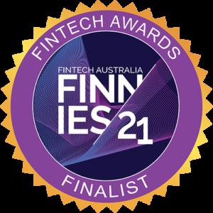 Fintech Award Finalist Badge 2021
